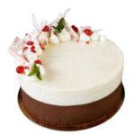 Svájci csokoládé torta